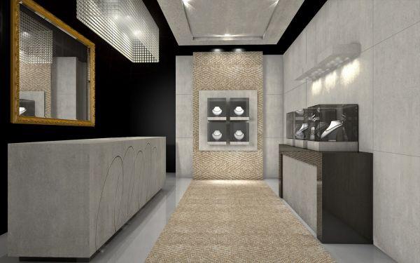 Il cemento non cemento Conclad dona carattere e personalità a ogni tipologia di interno.