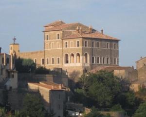 Concorso per il restauro della Rocca Farnese di Ischia di Castro