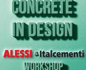 Concorso #Concrete In Design 1
