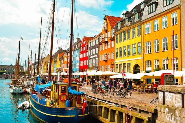 Copenhagen capitale mondiale dell'architettura 2023