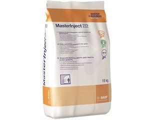 MasterInject 222: boiacca a base calce pozzolanica per iniezioni di consolidamento