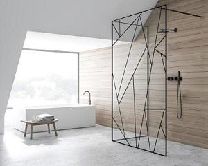 Le cabine doccia di design