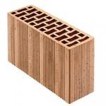 Blocchi Alveolater®Bio per tamponamenti e muratura portante