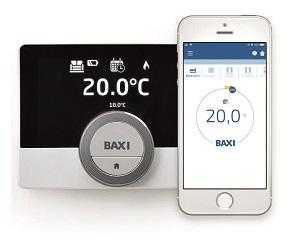 Cronotermostato modulante BAXI MAGO, adesso anche wireless!