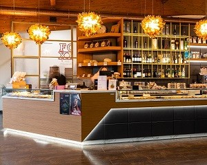 Dekton® e Silestone® per il restyling dei Caffé di Perugia