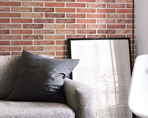 FaBRIC: pannello da rivestimento con finitura in mattoni faccia a vista