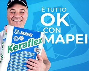 Keraflex: adesivi cementizi per ceramica e materiali lapidei