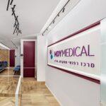 Linea Absolute di Ermetika per una prestigiosa clinica dentistica aTel Aviv