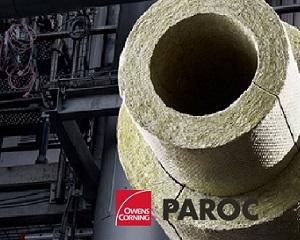 L'isolamento nell'industria di processo: il contributo di PAROC