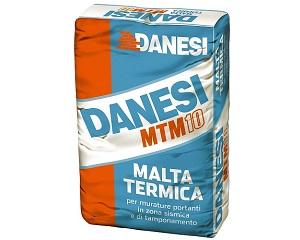 Malta termica MTM10 per murature portanti e di tamponamento