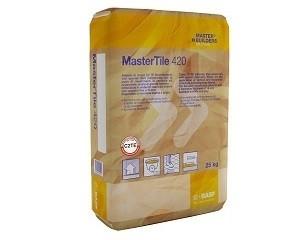 MasterTile 420: adesivo in polvere per la posa di pavimenti e rivestimenti