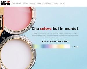 Il primo marketplace italiano per pitture è di San Marco