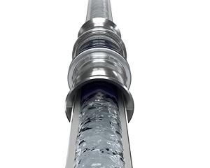 Tigris K5, il primo raccordo in materiale plastico che segnala la perdita