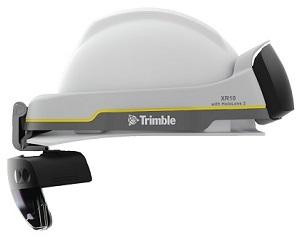 Harpaceas lancia Trimble XR10 con HoloLens 2 per il settore delle costruzioni