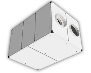 VMC centralizzata non residenziale: sistema di ventilazione con efficienza all'80%