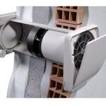 Ventiza SOLO REK60B: unità di ventilazione puntuale