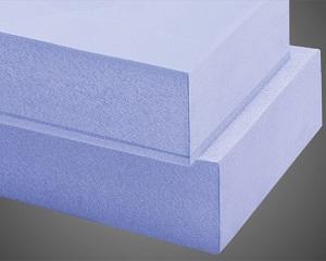 X-FOAM® HBT: lastra per l'isolamento termico in polistirene estruso