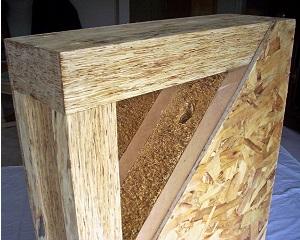 Agriboard, il pannello strutturale per sistema costruttivo prefabbricato