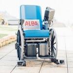 Otis presenta A.L.B.A., la sedia a rotelle autonoma per lo spostamento dei pazienti