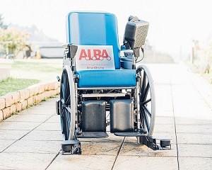 Otis presenta A.L.B.A., la prima carrozzina autonoma per lo spostamento dei pazienti