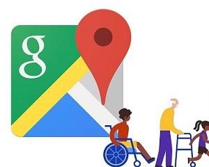 """Google Maps abbatte le barriere architettoniche. Arriva """"Luoghi accessibili"""""""