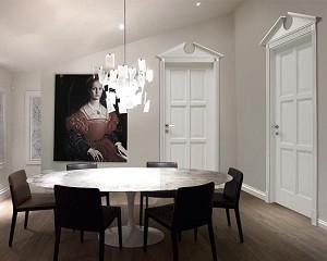 07.Porte Classiche di design italiano
