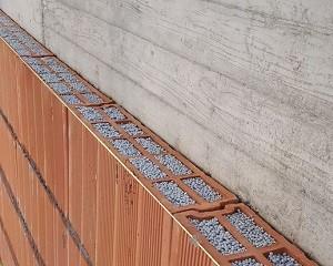 Isolamento termico sempre più efficiente con Normablok Più Ponti Termici