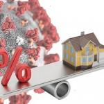 Coronavirus e mutui: la preoccupazione sale e i tassi scendono