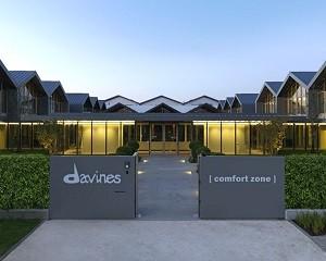 Un villaggio della cosmetica per la nuova sede Davines