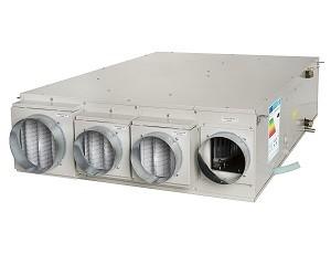 VMC centralizzata residenziale: sistema di ventilazione con trattamento dell'aria