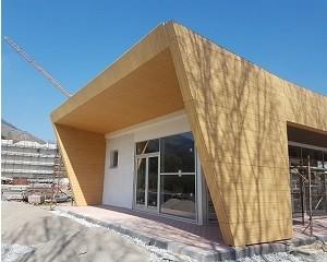Rockwool propone la wood texture per la realizzazione di uffici moderni a Salerno