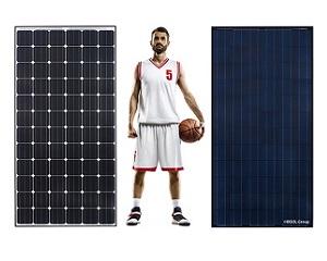Moduli fotovoltaici di grandi dimensioni BISOL XL
