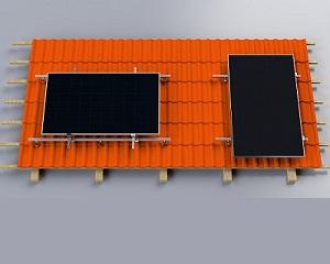 Sistema di montaggio moduli FV BISOL EasyMount™ Home HOOK