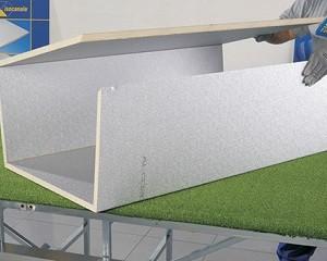 Stiferite Isocanale: sistema costruttivo per canali preisolati per il trasporto dell'aria