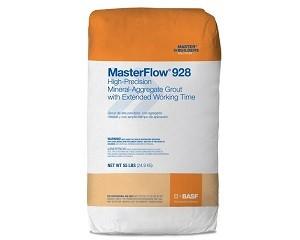 MasterFlow 928: malta cementizia premiscelata