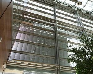Sistema oscurante Frangisole per la protezione solare