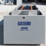 Impianto Monoblocco Fossa Imhoff + Filtro Percolatore