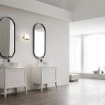 Soluzioni di design per arredare il bagno piccolo