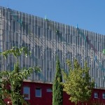 Pannelli corrugati VMZINC per rivestimenti di facciata
