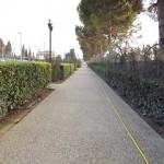 Calcestruzzo architettonico: la qualità FLOORTECH Prerit per la ciclabile Bardolino-Garda