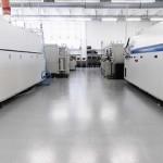 IPM Voltec: pavimento in resina antistatico – dissipativo e conduttivo