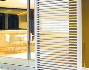 Persiane Metra per finestre e porte in alluminio