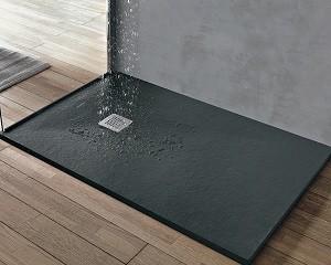 Piatto doccia di design Forma in appoggio o a filo pavimento