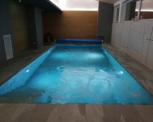 """Volteco impermeabilizza la piscina dell'Hotel """"Il Parco"""" a Palagano"""