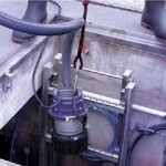 Pompe ad immersione mobili