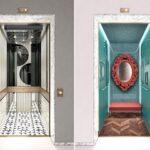 Studio CaberlonCaroppi si ispira al cinema e realizza l'ascensore POP UP