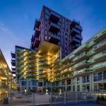 PERFORMANCE iN LIGHTING realizza la facciata di una torre residenziale a Utrecht