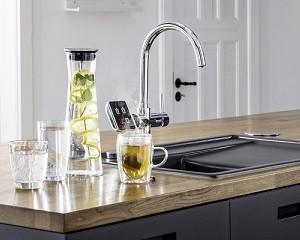 Cerchi un rubinetto smart? La soluzione è RE.SOURCE di REHAU
