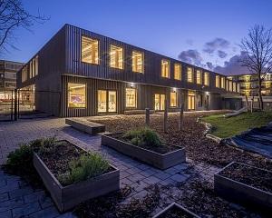 PERFORMANCE iN LIGHTING illumina una scuola per l'infanzia a Rotterdam
