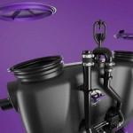 Separatori di grassi per la depurazione delle acque di scarico